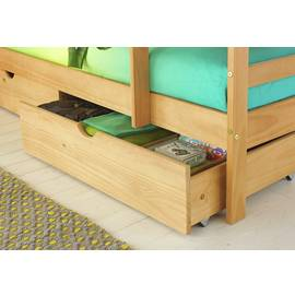 Argos Home Josie Set of 2 Pine Single Drawers