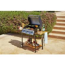3 Burner Gas BBQ With shelf