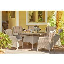 Heart of House Argenta 6 Seater Rattan Patio Set