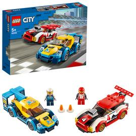 LEGO City Turbo Wheels Racing Cars Set - 60256