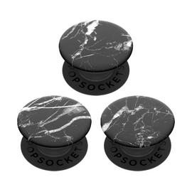 PopSockets PopMini Phone Stand - Black Marble
