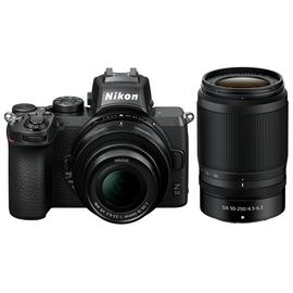 Nikon Z50 Mirrorless Camera with 16-50mm VR Lens
