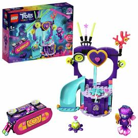 LEGO Trolls World Tour Techno Reef Dance Party Set - 41250/t