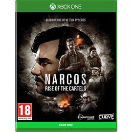 Narcos: Rise of the Cartels Xbox One Pre-Order Game