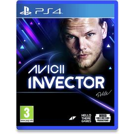 AVICII Invector PS4 Game