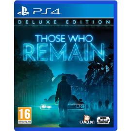 Those Who Remain PS4 Pre-Order Game