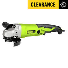 Guild 125mm Angle Grinder - 1050W Best Price, Cheapest Prices