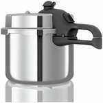 more details on Tower 5.5 Litre High Dome Aluminium Pressure Cooker.