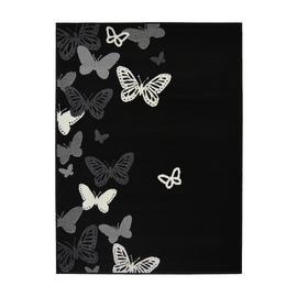 Homemaker Adorn Butterfly Rug
