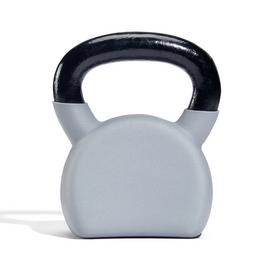 Women's Health Cast Iron and Rubber Kettlebell - 16kg