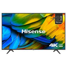 Hisense 43 Inch H43B7100UK Smart 4K UHD TV with HDR