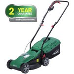 more details on Qualcast Cordless Lawnmower - 24V Lithium 4Ah Battery.