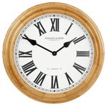 more details on Heart of House Foxdale Wooden Clock.