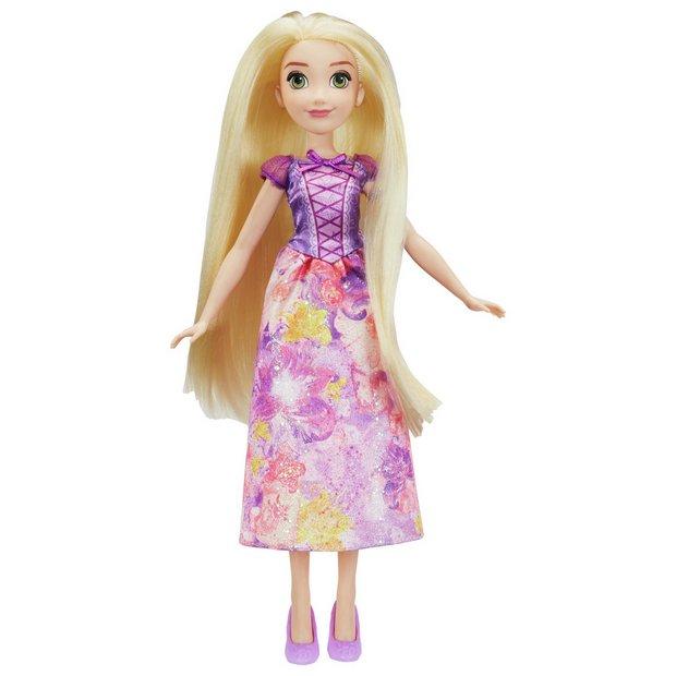Buy Disney Princess Toddler Cinderella Doll At Argos Co Uk: Buy Disney Princess Royal Shimmer Rapunzel Doll