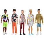 more details on Barbie Fashionistas Boy Doll Assortment.