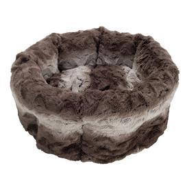 Rosewood Swirl Cat Bed