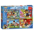 more details on Paw Patrol 4 x 42 Piece Puzzle Bumper Pack.
