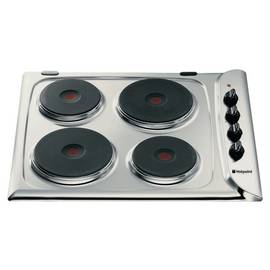 Hotpoint First Edition E604X Hob - S/Steel