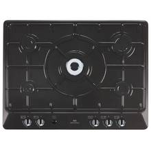 New World NWGHU701 Gas Hob - Black