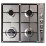 more details on New World NWGHU601 Gas Hob - Stainless Steel Ins/Del/Rec