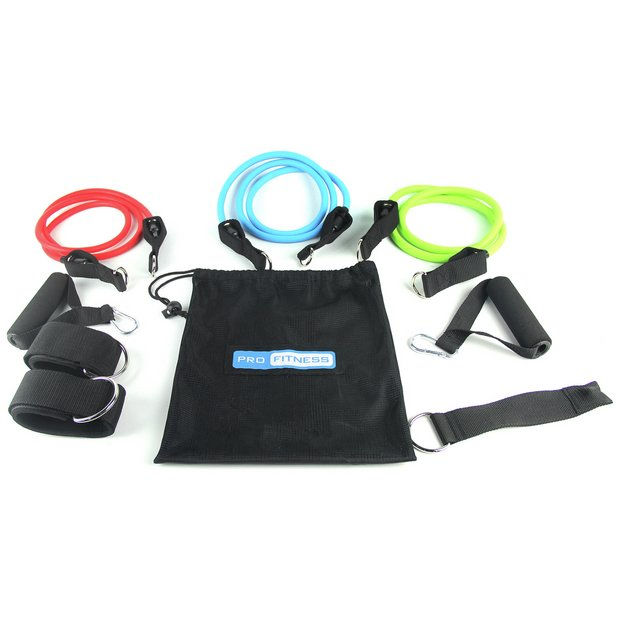 Buy Pro Fitness Resistance Bands