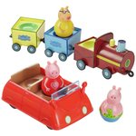 more details on Peppa Pig Weebles and Vehicle Value Playset.
