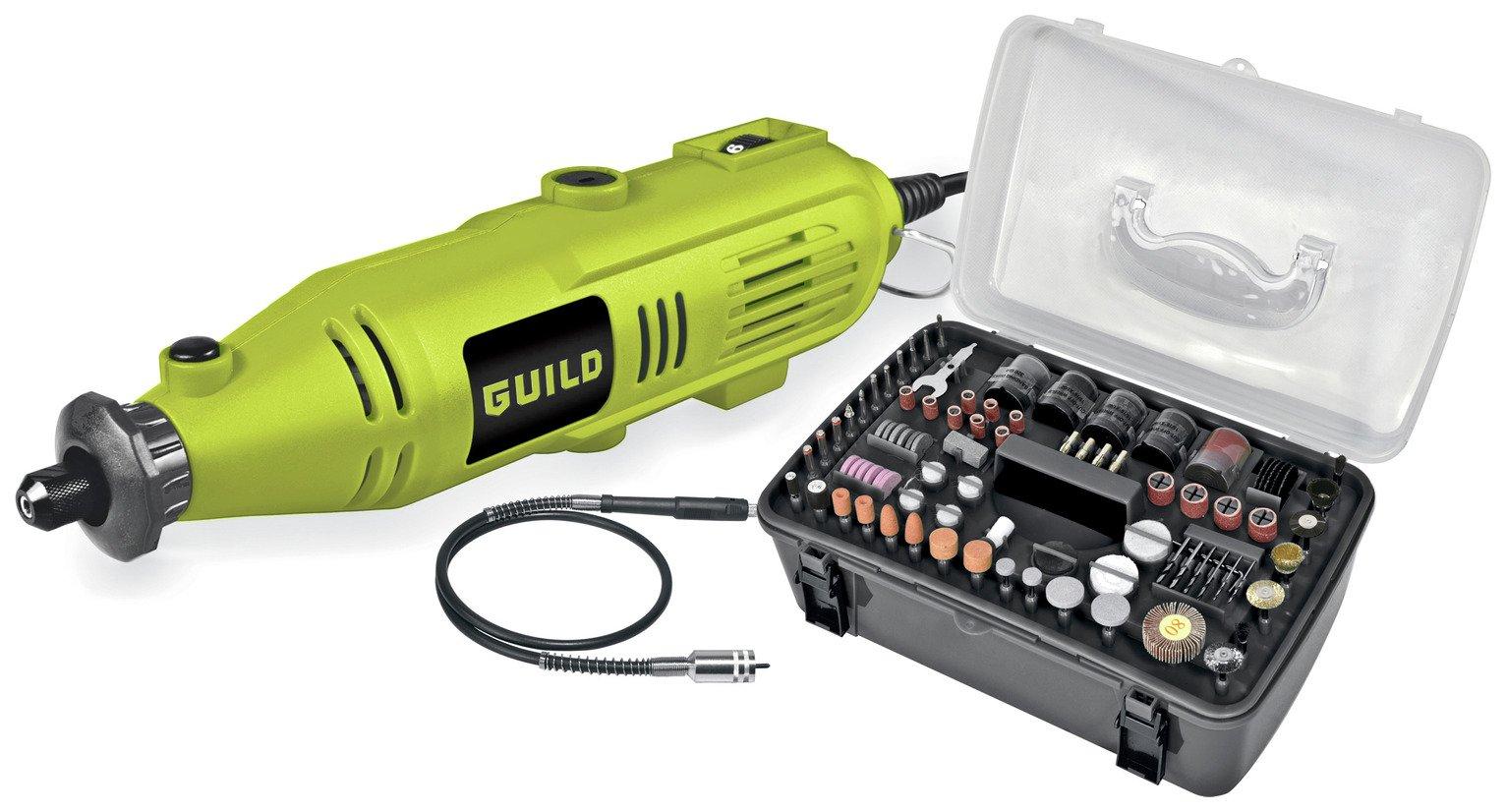Buy Guild 218 Piece Mini Tool Kit | Tool accessories | Argos