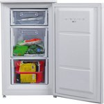 more details on Simple Value Under Counter Freezer-White/Store Pick Up.