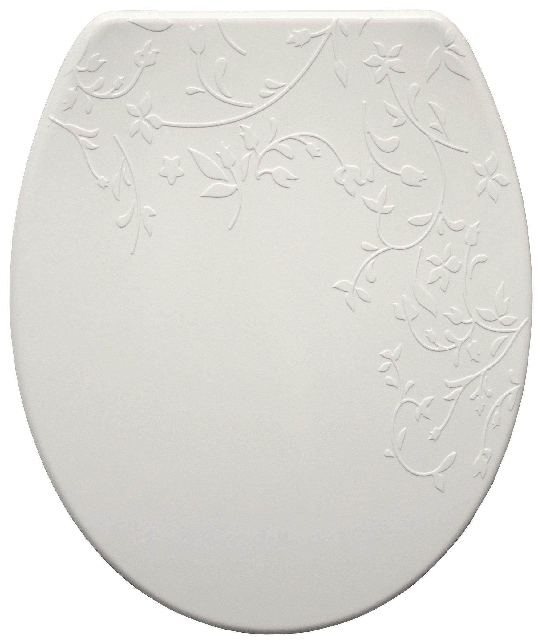 chic bemis new york toilet seat white