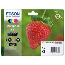 Epson Strawberry 29 Ink Cartridges Multipack
