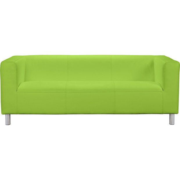 Buy Colourmatch Moda 2 Seater Fabric Sofa Apple Green At Your Online Shop For