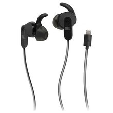 JBL Reflect Aware In-Ear Noise Cancelling Headphone - Black