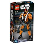 more details on LEGO Star Wars - Poe Dameron - 75115