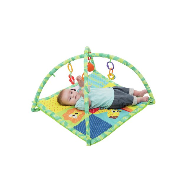 Gym Mats Argos: Buy Chad Valley Baby Jungle Play Gym At Argos.co.uk