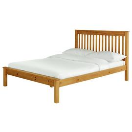 Habitat Aspley Small Double Bed Frame - Oak Stain