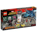 more details on LEGO Super Heroes Captain America - 76051.