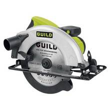 Guild 185mm Circular Saw - 1400W