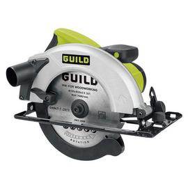Guild 185mm Circular Saw - 1400W. Best Price and Cheapest