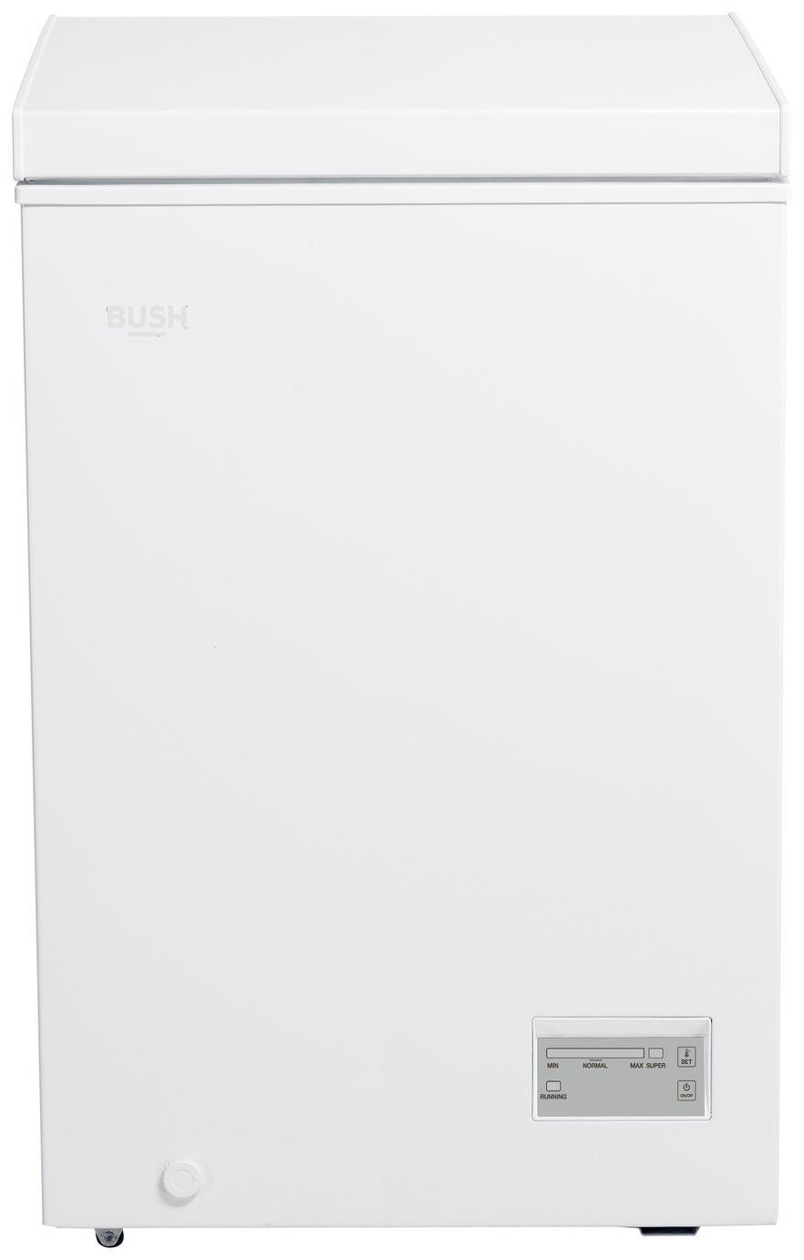 buy bush bcf99l chest freezer white at argoscouk your online shop for freezers large kitchen appliances home and garden
