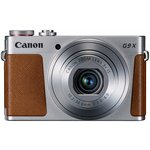 more details on Canon Powershot G9X Premium Compact Camera - Silver.
