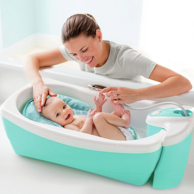 buy summer infant lil 39 luxuries tub at your online shop for baby baths baby baths. Black Bedroom Furniture Sets. Home Design Ideas
