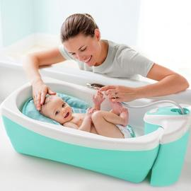 Summer Infant Lil' Luxuries Baby Bath