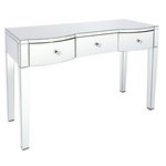 more details on Heart of House Canzano 3 Drawer Dressing Table - Mirror.