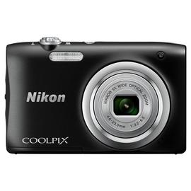 Nikon Coolpix A100 20MP 5x Zoom Compact Camera - Black