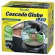 more details on Tetra Fish Bowl Cascade Globe Black
