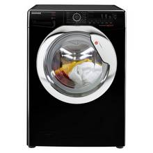 Hoover DXCC49B3 9KG 1400 Spin Washing Machine - Black Best Price, Cheapest Prices