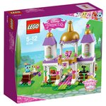 more details on LEGO Palace Pets Royal Castle Playset - 41142.