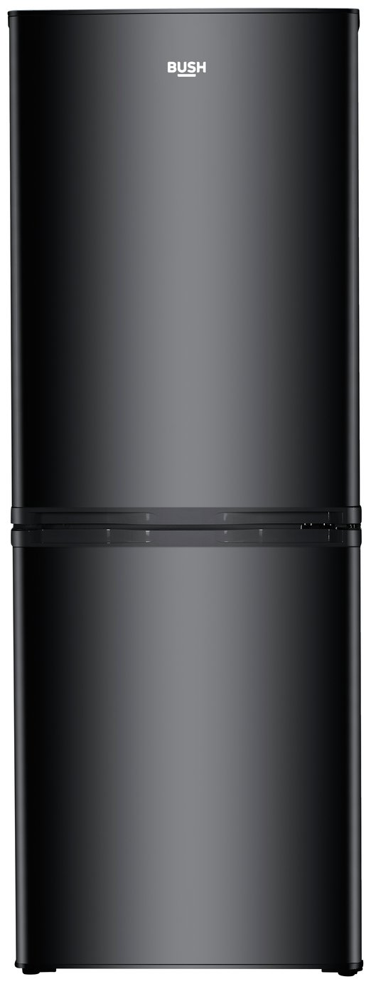 refrigerator black. buy bush bsff55152b2 fridge freezer - black at argos.co.uk your online shop for freezers, large kitchen appliances, home and garden. refrigerator