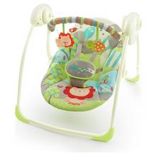 Bright Starts Up, Up & Away Portable Swing.