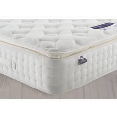 Silentnight Knightly 2800 Latex Pilowtop Superking Mattress
